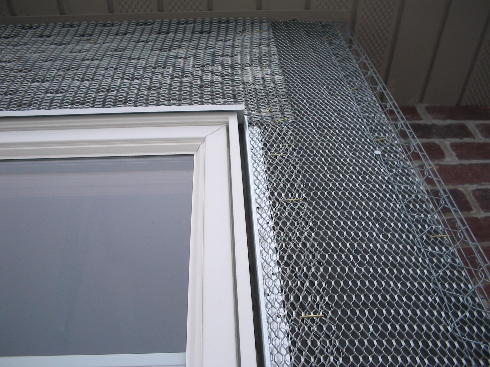 Stucco Moisture Prevention Weepscreed Mold